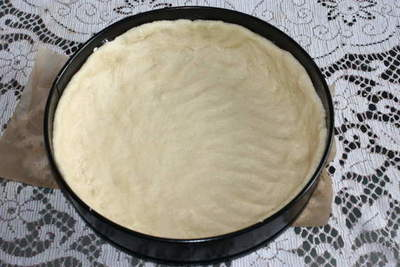 Home-made cake zebra in Italian - how to make a cake Zebra, step by step recipe photos