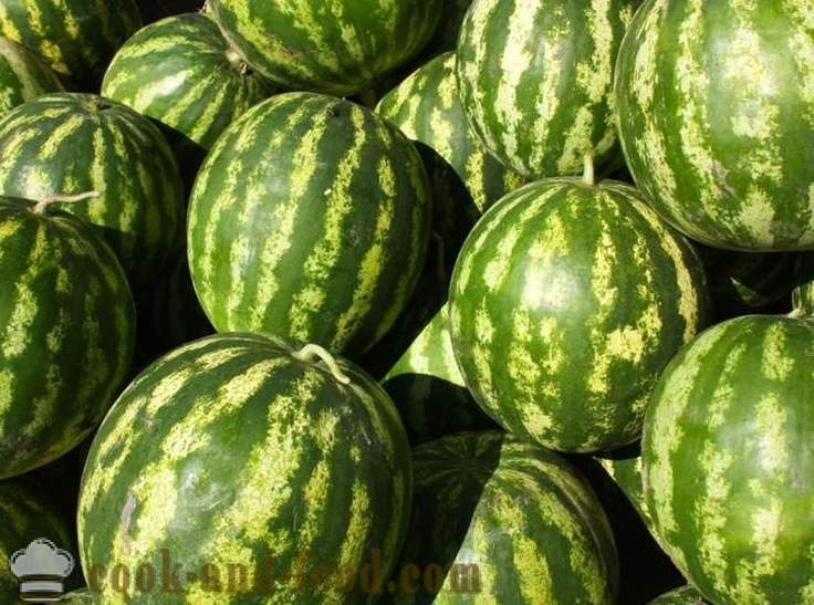 How to choose a watermelon? - video recipes at home
