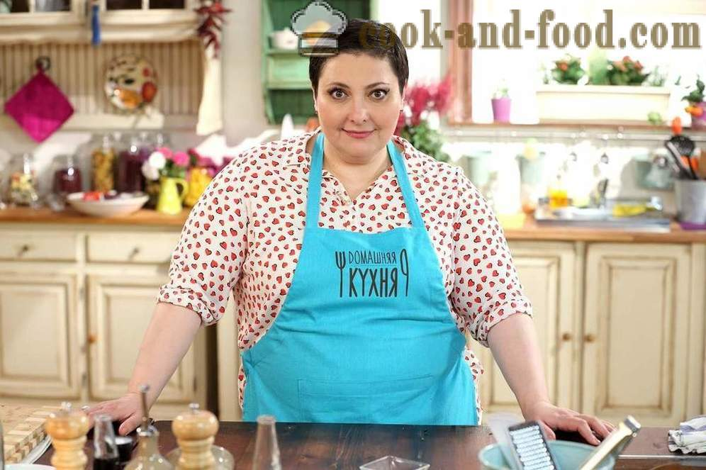 Cooking real mincemeat with Lara Katsov - video recipes at home