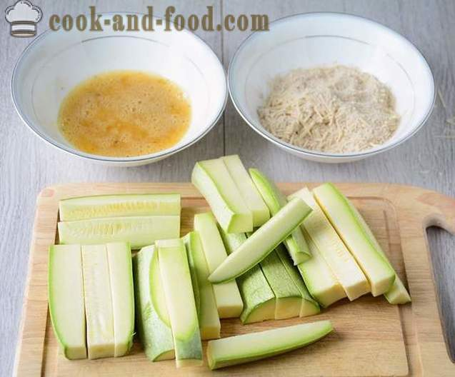 Cooking of young vegetables: 5 dishes of zucchini - video recipes at home