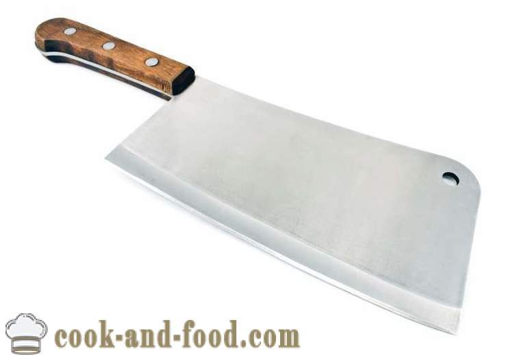 How to choose kitchen knives - video recipes at home