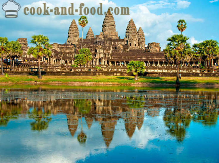 Cambodia extreme entertainment - video recipes at home