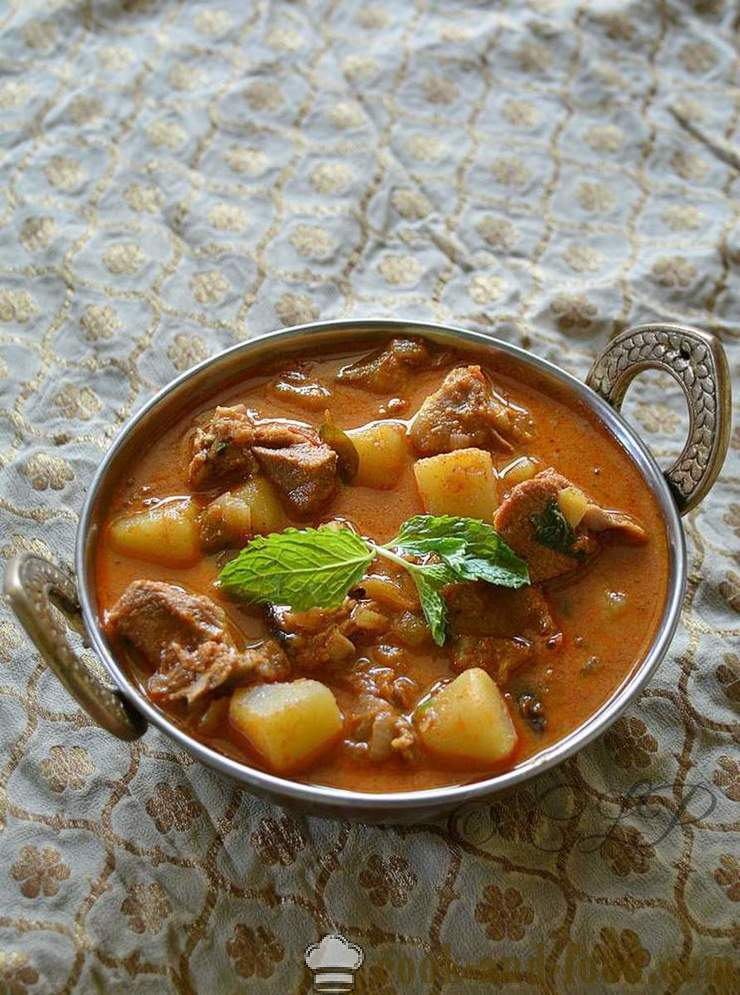 Recipes of dishes of goat meat - video recipes at home