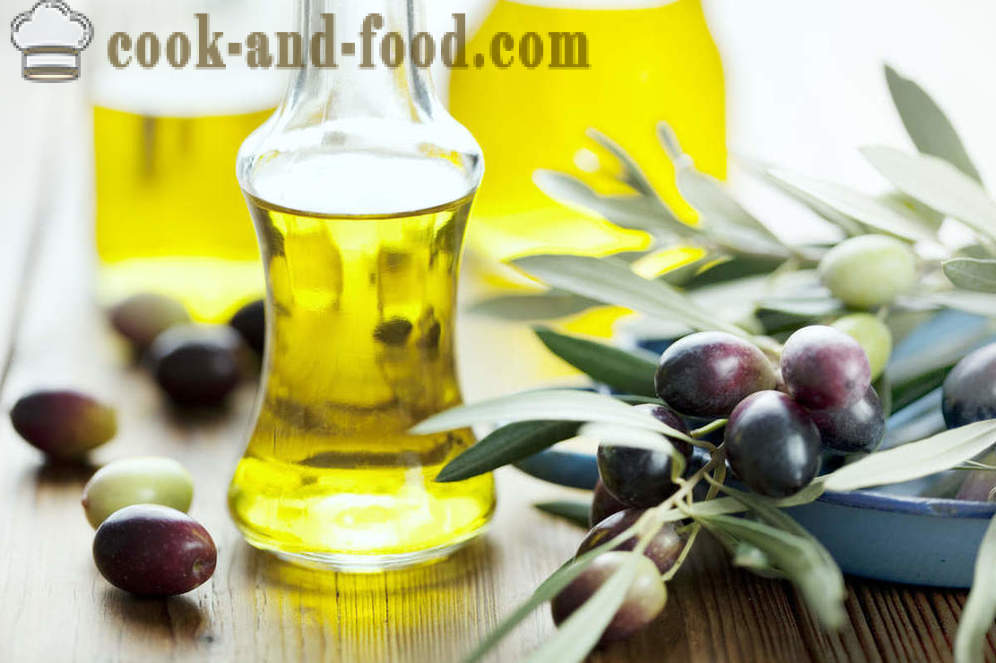 As olive oil saved me from customs - video recipes at home